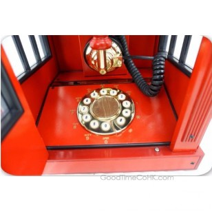 Corded Telephone Retro Wall-mounted Telephone