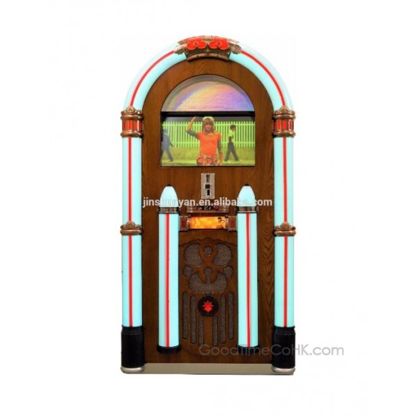 Touch Screen Karaoke Jukebox Coin-Operated With USB and Line