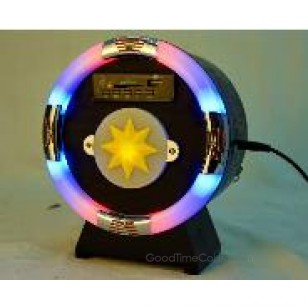 Mini Round Table-top Jukebox USB/SD,FM Radio,Bluetooth