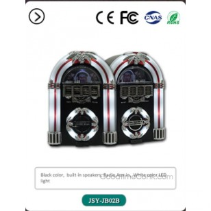Mini Jukebox AM/FM AUX Functions